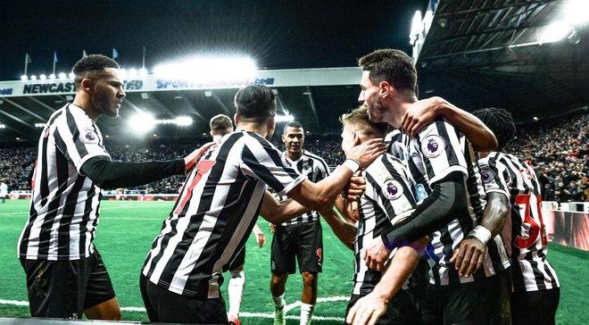 Ньюкасл – Манчестер Сіті – 2:1 – відео голів та огляд матчу