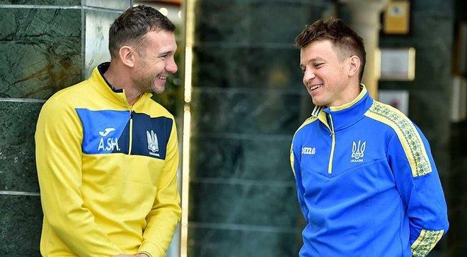 ФФУ официально объявила тренерский штаб сборной Украины U-21