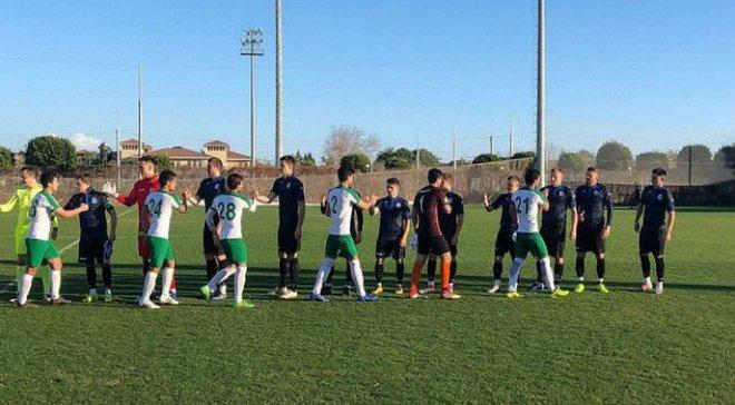 Чорноморець поступився команді з Туркменістану