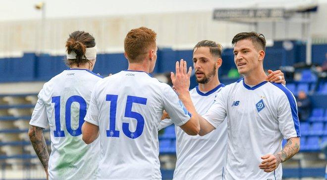 Хацкевич визначився зі списком гравців Динамо на другий збір