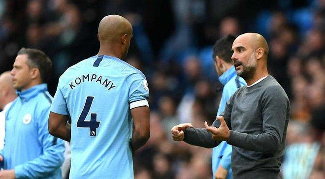 Гвардиола скептически оценил перспективы Компани в Манчестер Сити