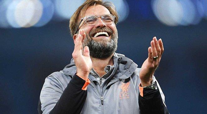 Клопп: Я не вздрагиваю от каждого гола Манчестер Сити