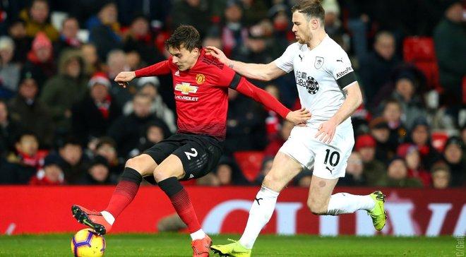Манчестер Юнайтед – Бернли – 2:2 – видео голов и обзор матча