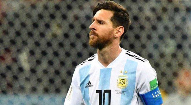 Месси вернется в сборную Аргентины в ближайшее время