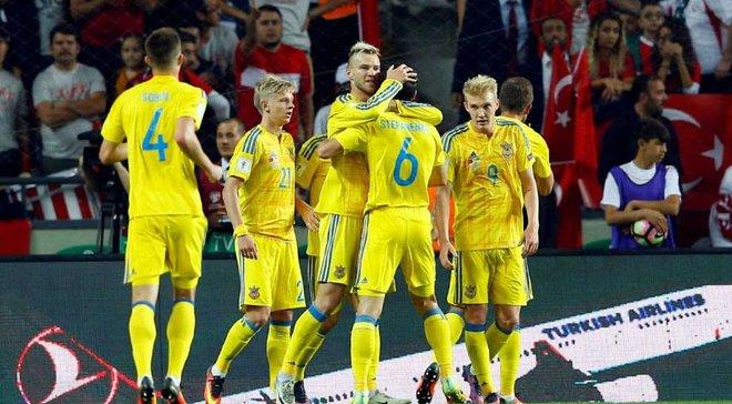 Матч отбора на Евро-2020 Украина – Люксембург состоятся в Полтаве