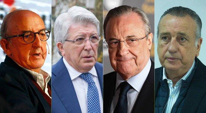 Президент Реала та ще 6 футбольних багатіїв Іспанії: навіть об'єднавши статки, вони не зрівняються з Ахметовим