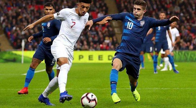 Англійські та американські таланти рвуться в Бундеслігу – Санчо та Пулішіч показали зразковий приклад