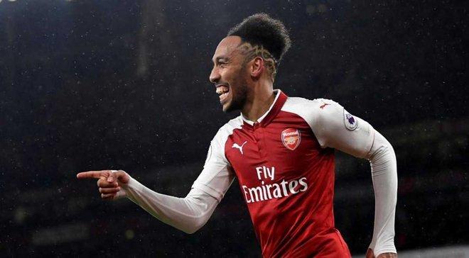 Обамеянг забив 25 голів за Арсенал в АПЛ найшвидше в історії – габонець обійшов навіть Анрі