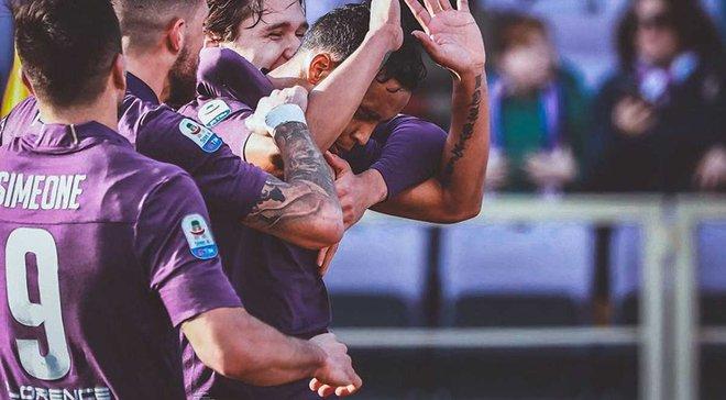 Кубок Італії: Фіорентина знищила Рому, забивши 7 голів