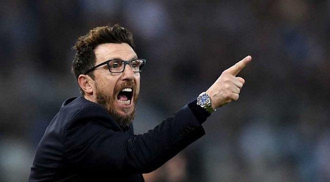 Ді Франческо – після ганебної поразки від Фіорентини: Я не збираюсь йти у відставку