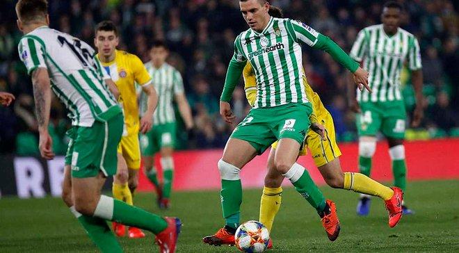 Кубок Испании: Бетис в компенсированное время в большинстве дожал Эспаньол и вышел в полуфинал
