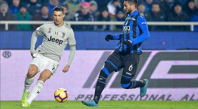 Кубок Италии: Аталанта разгромила Ювентус и сенсационно выбила туринцев с турнира