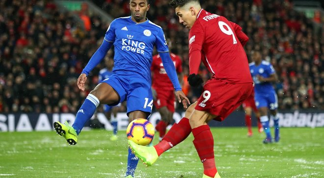 Ліверпуль – Лестер – 1:1 – відео голів та огляд матчу