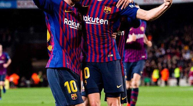 Мессі розповів, за які трофеї боротиметься Барселона цього сезону