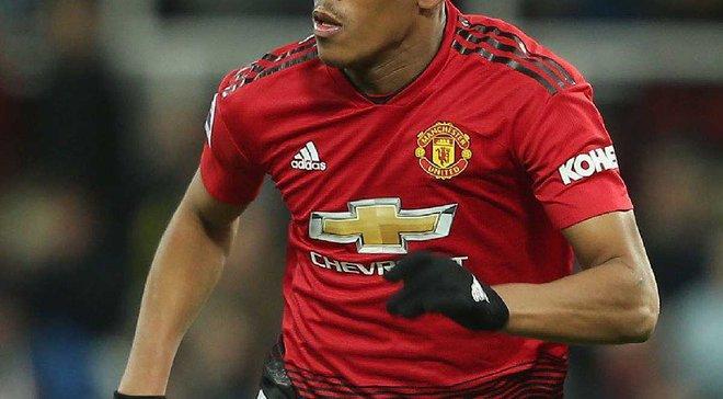 Марсьяль подписал долгосрочный контракт с Манчестер Юнайтед