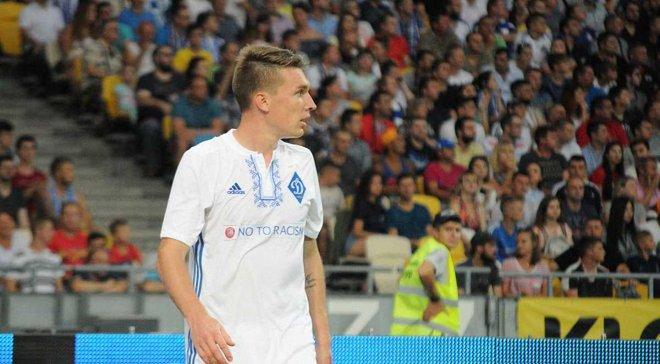 Хацкевич рассказал о новой роли Сидорчука в Динамо