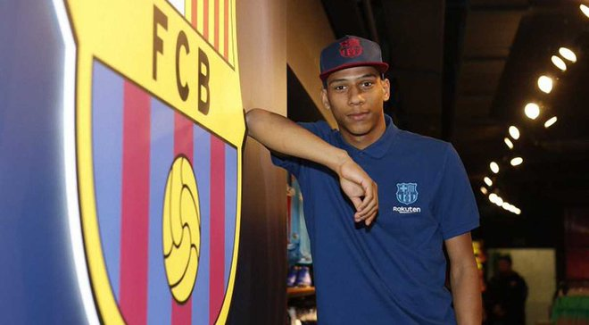 Барселона оголосила про трансфер Тодібо