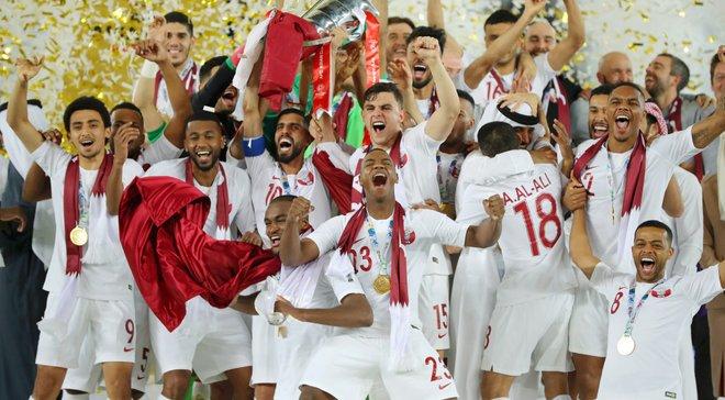 Головні новини футболу 1 лютого  Катар вперше в історії виграв Кубок Азії ae5cc82c87768