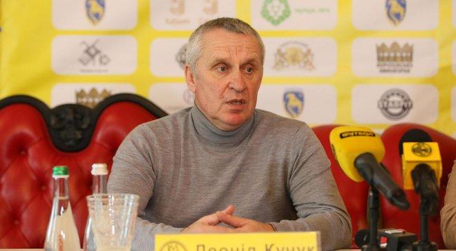"""""""Я хочу залишити слід у львівському футболі"""", – Кучук прокоментував призначення на посаду тренера Руха"""