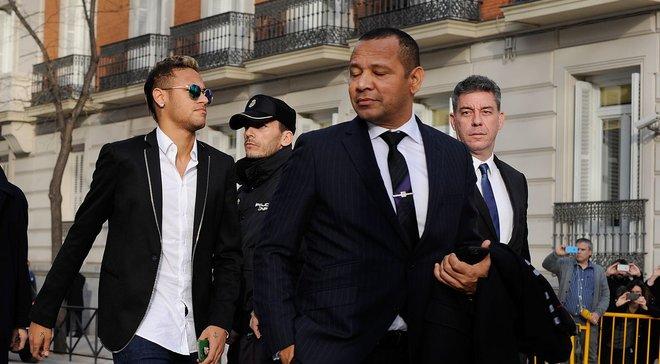 Неймар постане перед судом через махінації – бразилець не зміг домовитись з іспанською Фемідою