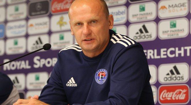 Суперник збірної України Литва призначила нового головного тренера
