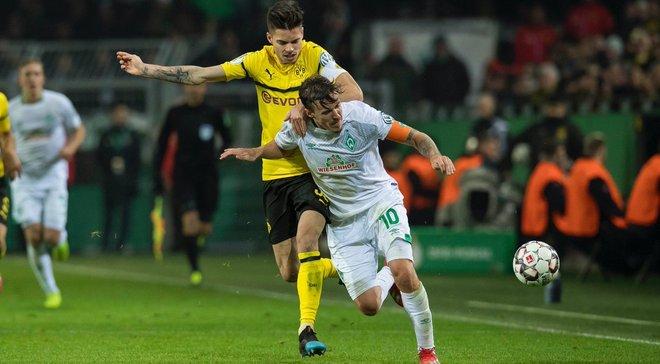 Футбол боруссиям против байер