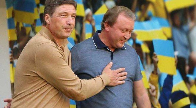Яремчук, Бондаренко, Коломоєць та ще 6 гравців, яких розкрив Володимир Шаран