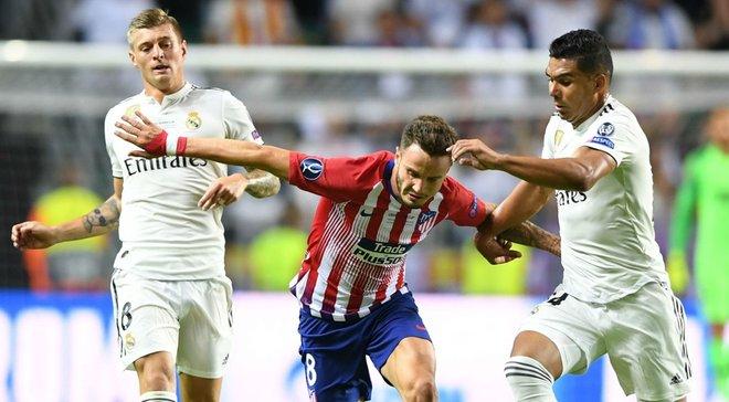 Атлетіко – Реал – 1:3 – відео голів та огляд матчу