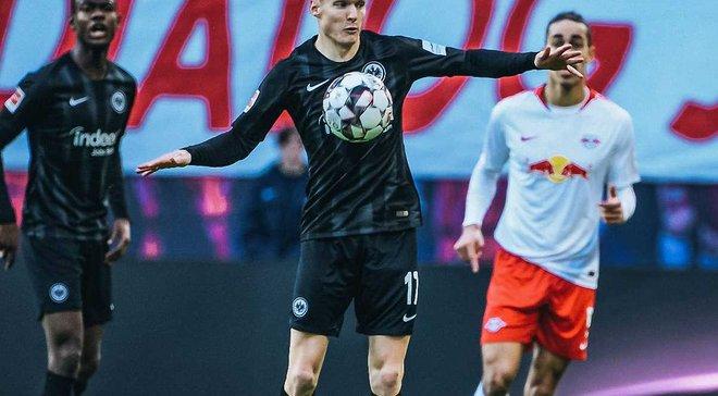 РБ Лейпциг – Айнтрахт – 0:0 – відеоогляд матчу