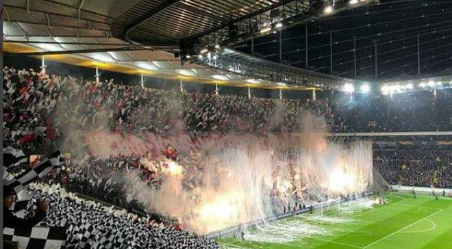 Шахтар – Айнтрахт: УЄФА визначив матчу високий рівень ризику