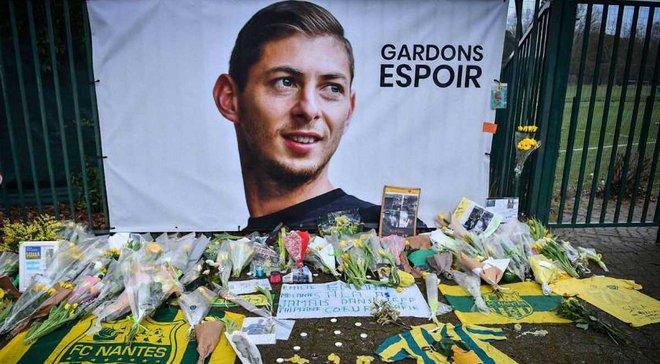 Еміліано Сала знайдений мертвим – поліція підтвердила, що тіло належить футболісту