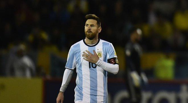 Марокко заплатить Аргентині 450 тисяч євро за участь Мессі в товариському матчі