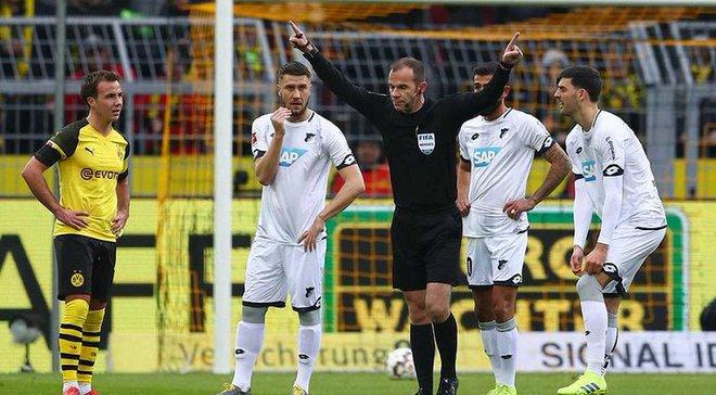 Борусії Д не вистачило переваги у 3 голи для перемоги над Хоффенхаймом, Фрайбург та Вольфсбург забили 6 м'ячів на двох