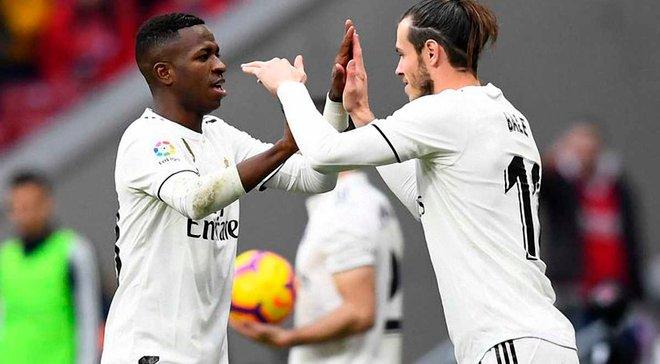 Бейл в мадридському дербі забив 100-й гол за Реал