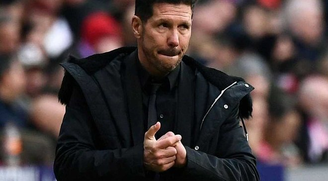 Сімеоне: Не вважаю, що Атлетіко програв Реалу через VAR