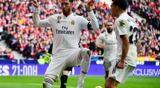 Рамос заявив, що Реал може наздогнати Барселону у боротьбі за чемпіонство в Ла Лізі