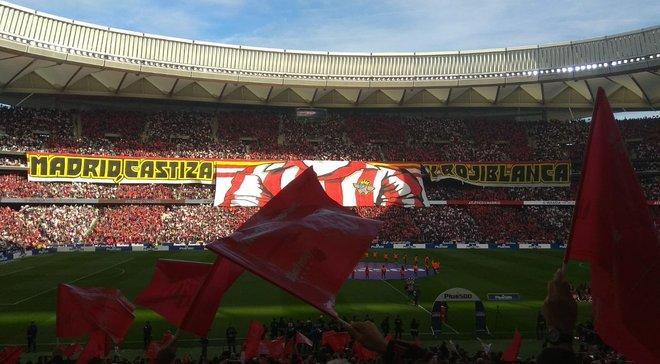 Атлетіко – Реал: біля стадіону сталась сутичка між фанатами обох клубів