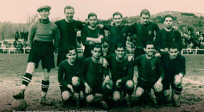 Прімері – 90 років: Барселона виграла перший чемпіонат, дід Унаї Емері пропустив дебютний гол