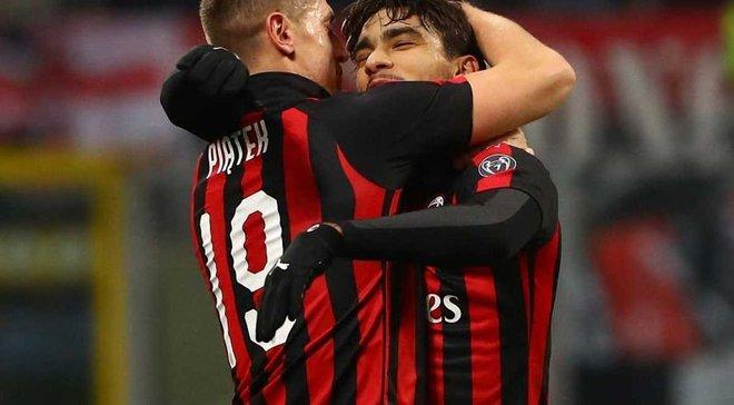 Мілан розгромно переграв Кальярі: 23 тур Серії А, матчі неділі