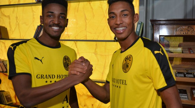 Рух підписав двох талановитих бразильців за рекордні гроші – їх привіз агент зірки АПЛ