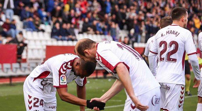 Зозуля допоміг Альбасете повернутись на 1-е місце в матчі з Мальоркою – найкраща атака та традиційні оплески українцю