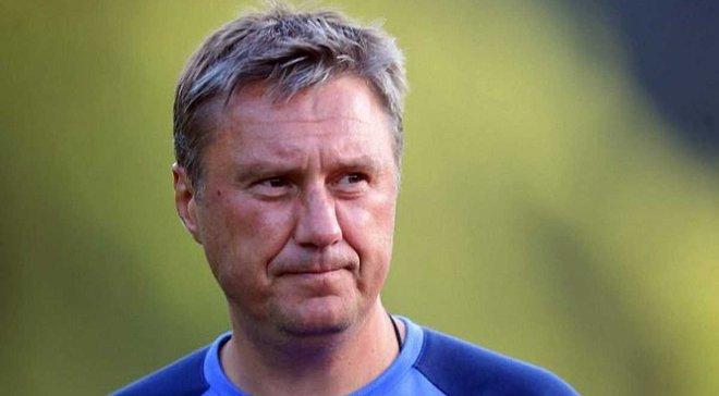 """""""Скло билося,стіни тремтіли"""", – Хацкевич розповів, як гравці Динамо проводять дозвілля"""