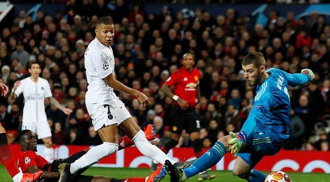 Манчестер Юнайтед – ПСЖ: Ді Марія парирує хамство однією лівою, Мбаппе і Ко ставлять на коліна – ЛЧ без Неймара цікавіша