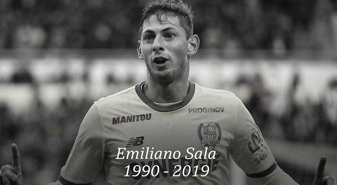Тіло Сали доставлять в Аргентину в п'ятницю – похорон пройде у рідному місті гравця
