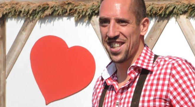 Рибери признался в любви Баварии – француз хочет остаться в клубе