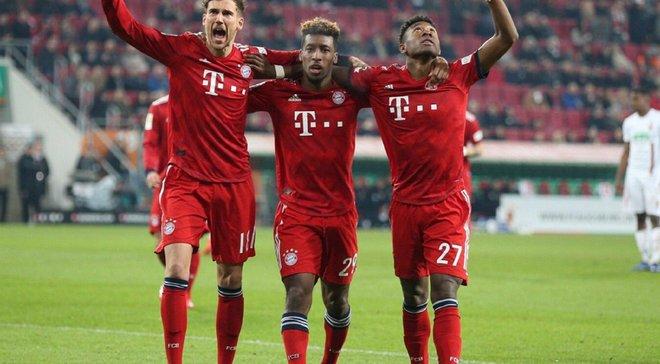 Аугсбург – Баварія – 2:3 – відео голів та огляд матчу