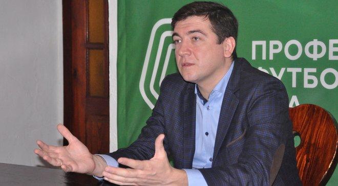 Директор ПФЛ Макаров: За Зірку ми ще поборемося, рано ставити крапку у цьому питанні