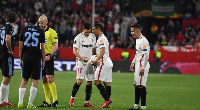 Севилья – Лацио – 2:0 – видео голов и обзор матча