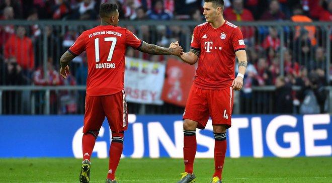 Бавария – Герта – 1:0 – видео гола и обзор матча