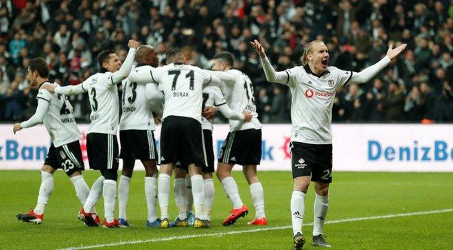 Фенербахче у стилі стамбульського фіналу відігрався в дербі з Бешикташем – асист Віди у відеоогляді матчу